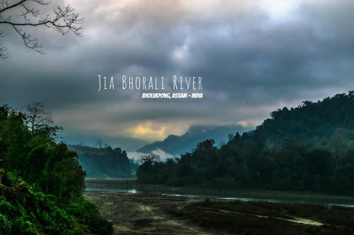 Jia Bhorali River
